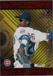 1999 Aurora Complete Players #3B Sammy Sosa