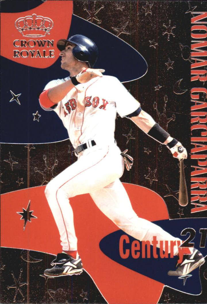 1999 Crown Royale Century 21 #2 Nomar Garciaparra