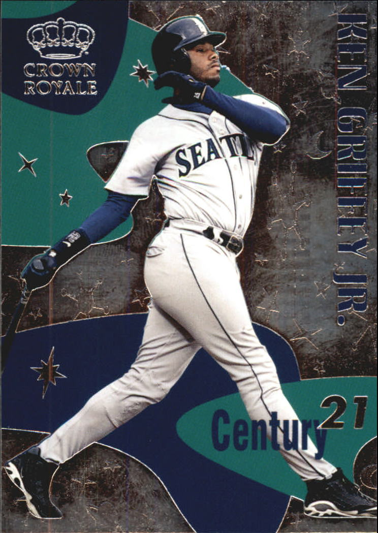 1999 Crown Royale Century 21 #9 Ken Griffey Jr.