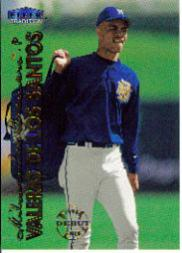 1999 Fleer Tradition #329 Valerio De Los Santos