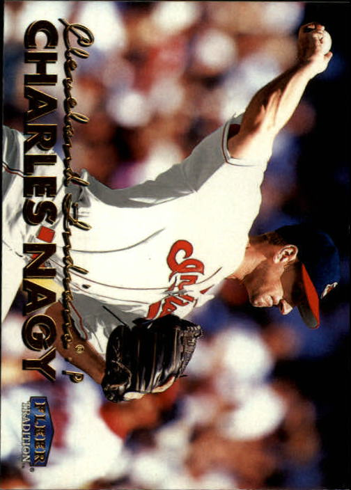 1999 Fleer Tradition #488 Charles Nagy