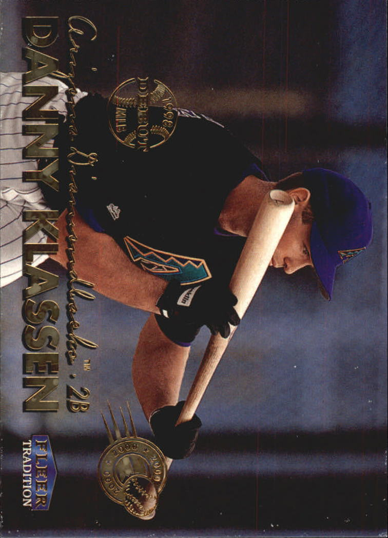 1999 Fleer Tradition Millenium #433 Danny Klassen