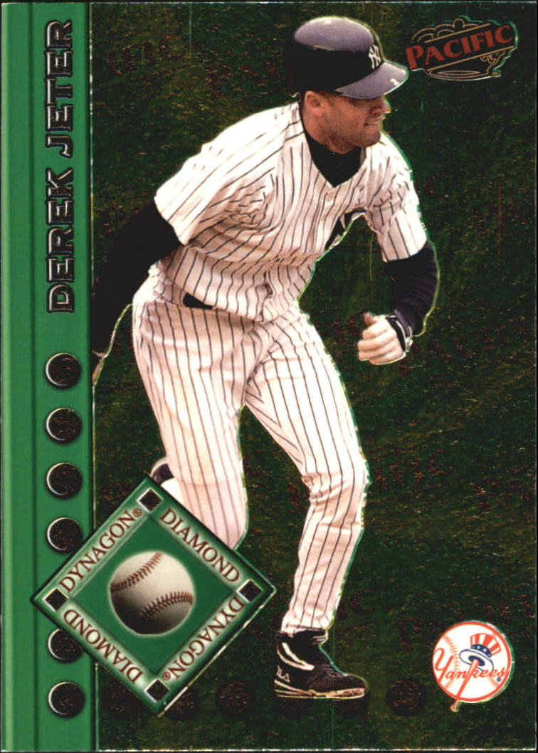 1999 Pacific Dynagon Diamond #4 Derek Jeter