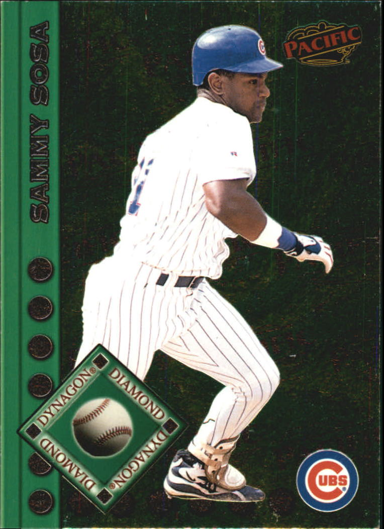 1999 Pacific Dynagon Diamond #12 Sammy Sosa