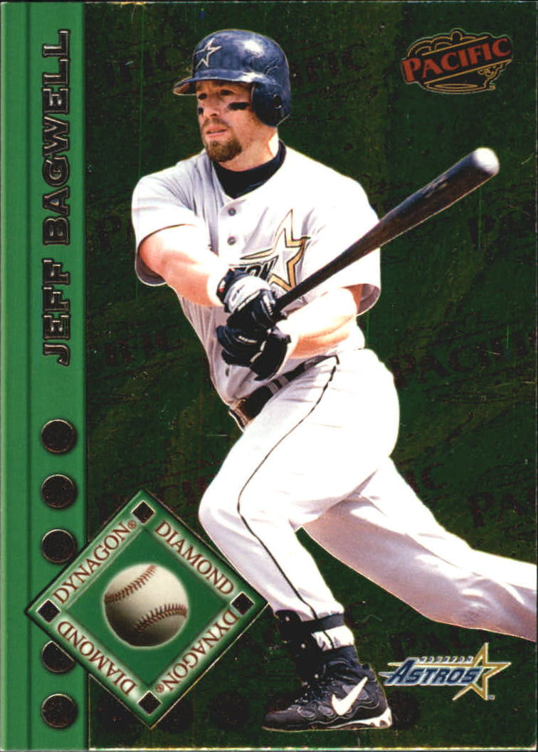 1999 Pacific Dynagon Diamond #14 Jeff Bagwell