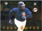 1999 Pacific Hot Cards #2 Tony Gwynn