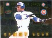 1999 Pacific Hot Cards #4 Sammy Sosa