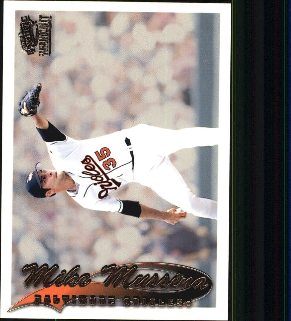 1999 Paramount #35 Mike Mussina