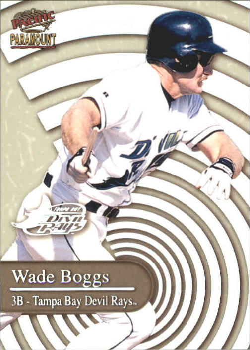 1999 Paramount Personal Bests #34 Wade Boggs