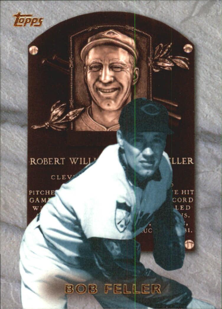 1999 Topps Hall of Fame Collection #HOF9 Bob Feller