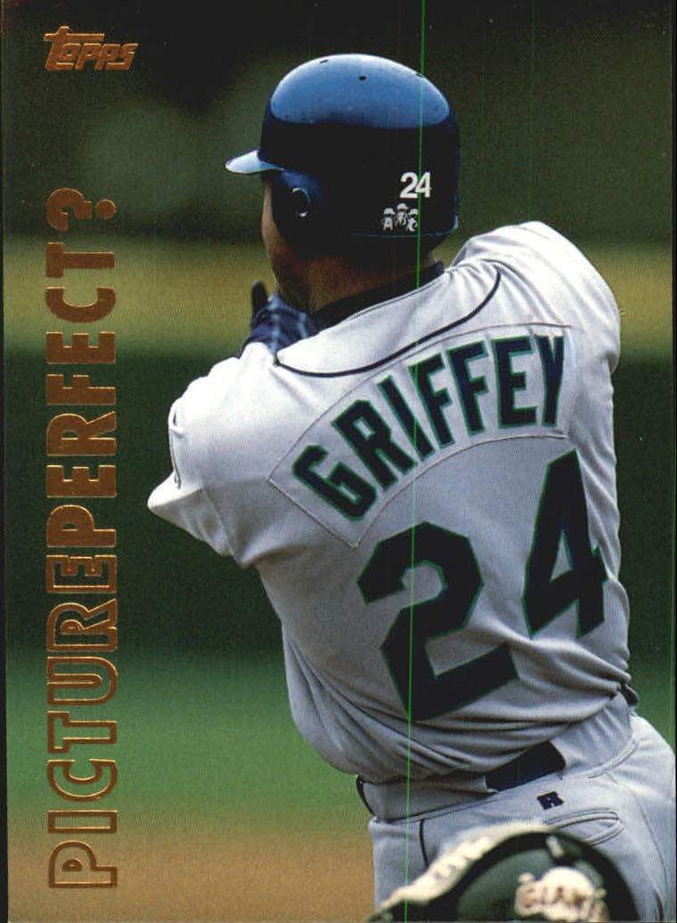1999 Topps Picture Perfect #P1 Ken Griffey Jr.