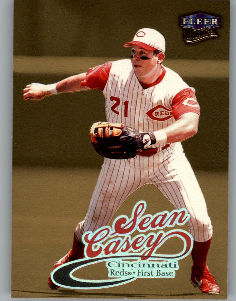 1999 Ultra Gold Medallion #31 Sean Casey