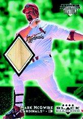 1999 Black Diamond A Piece of History #MM Mark McGwire