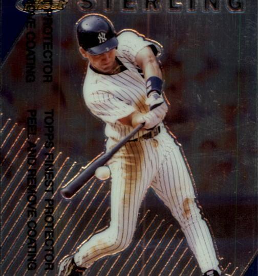 1999 Finest #258 Derek Jeter ST