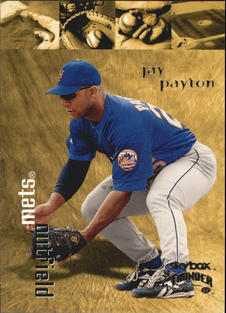 1999 SkyBox Thunder #229 Jay Payton