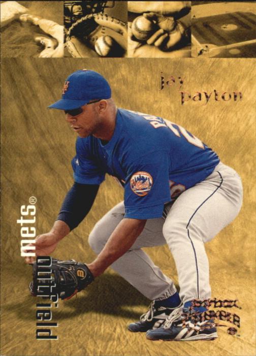 1999 SkyBox Thunder Super Rave #229 Jay Payton