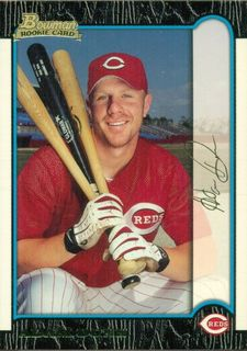 1999 Bowman Gold #369 Adam Dunn