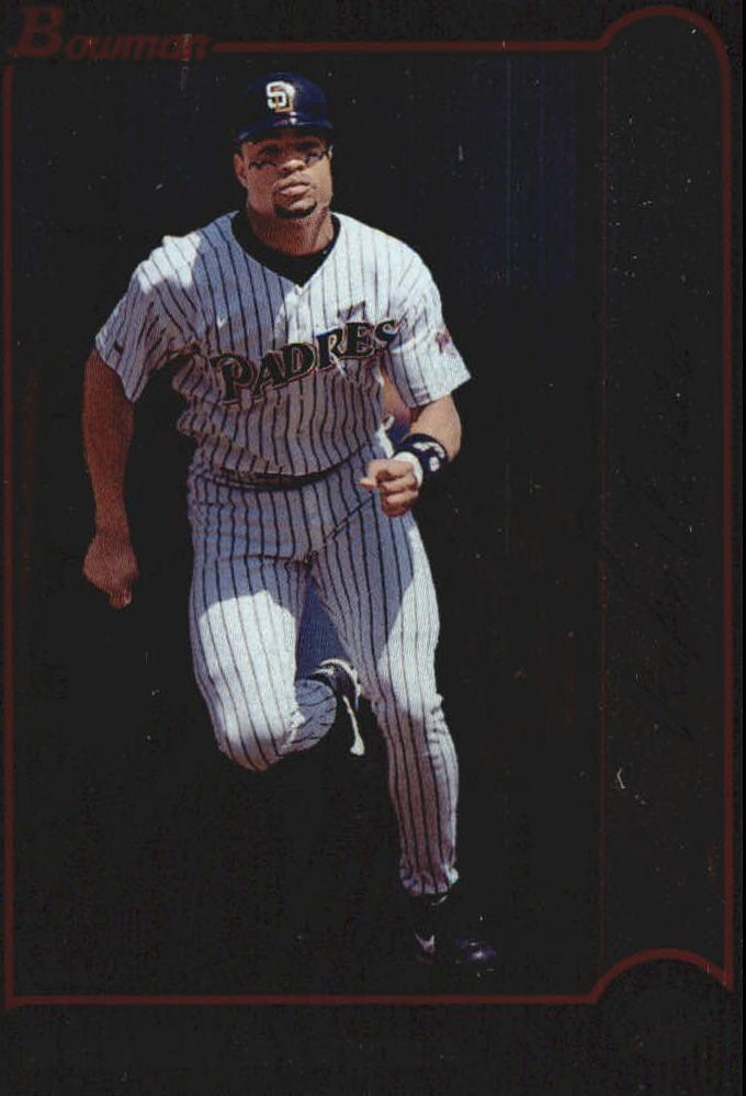 1999 Bowman International #3 Ruben Rivera