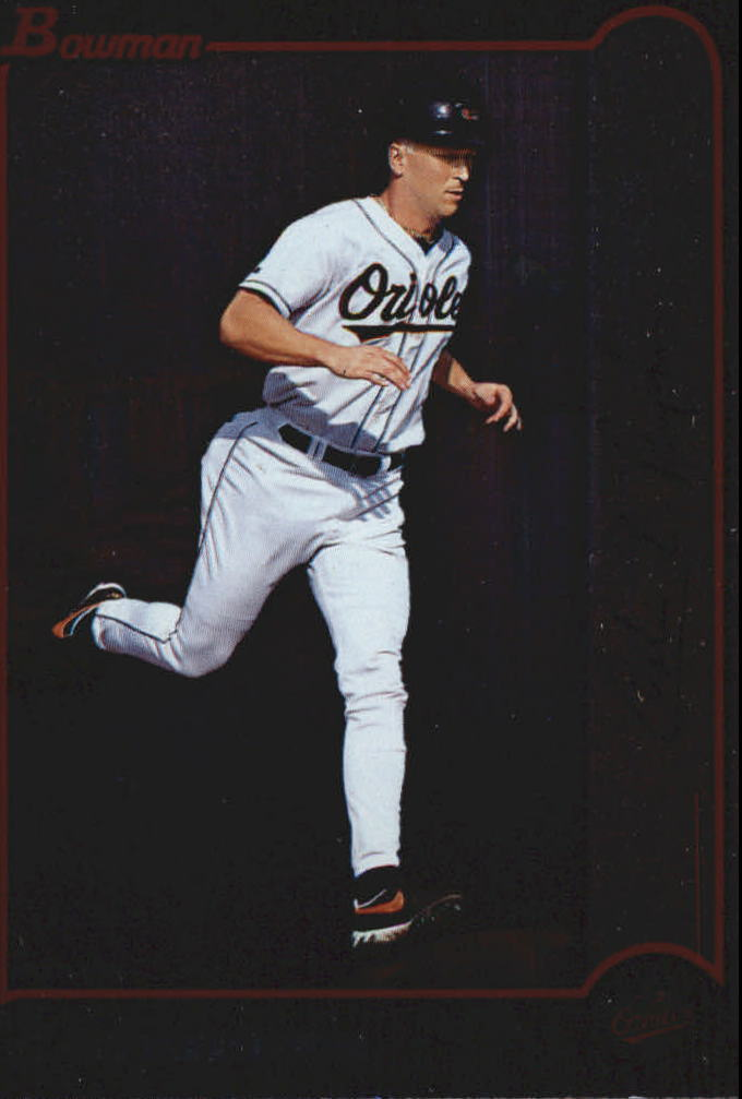 1999 Bowman International #5 Cal Ripken