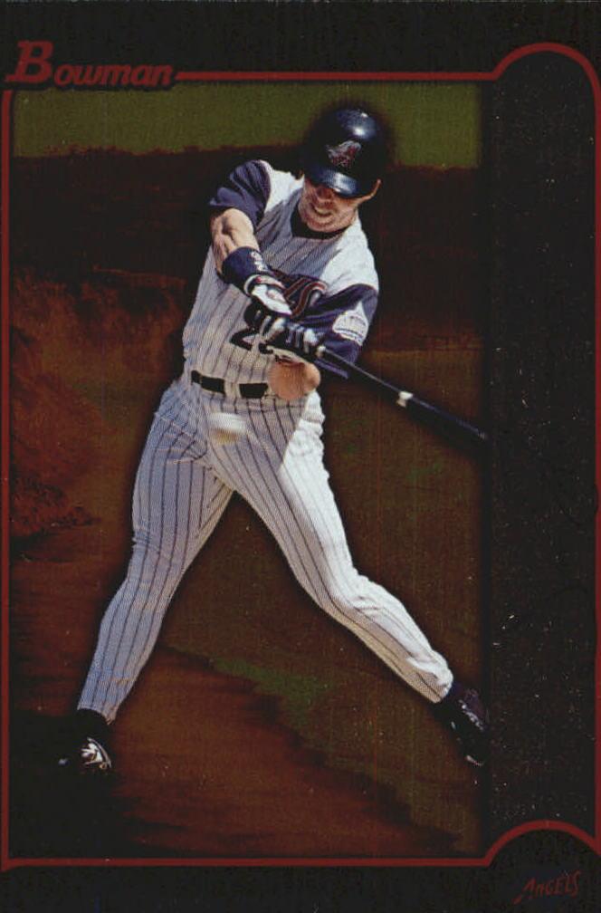 1999 Bowman International #9 Jim Edmonds