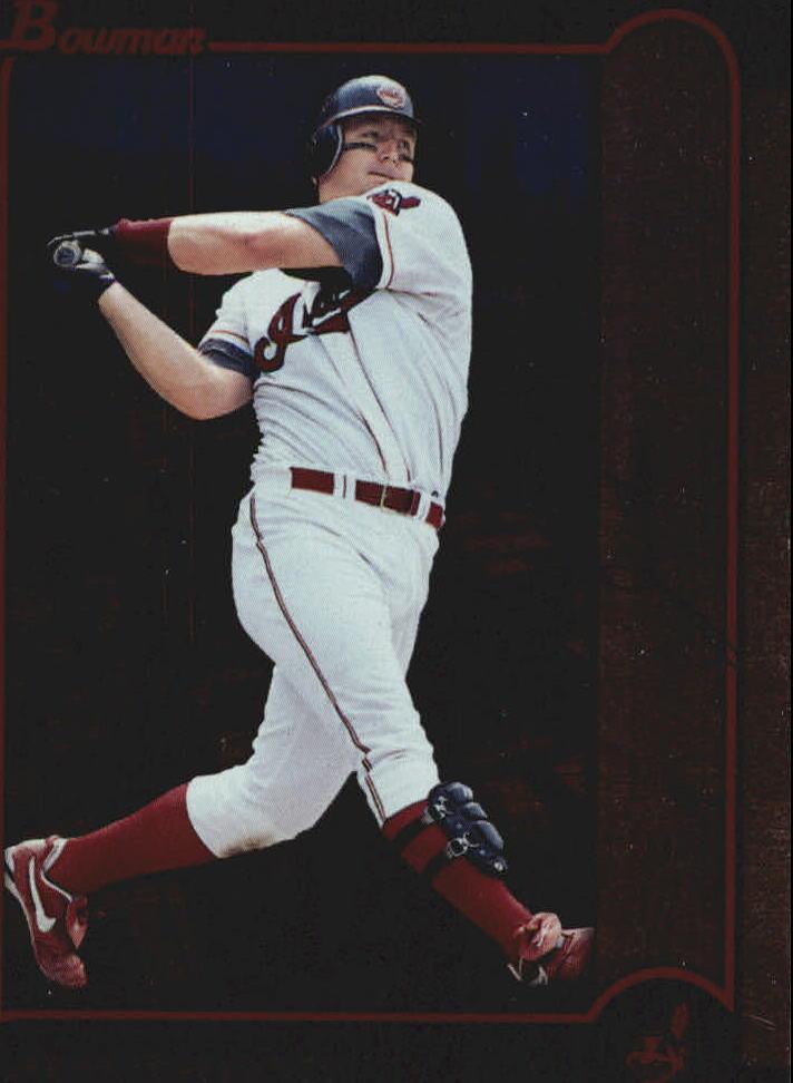 1999 Bowman International #221 Jim Thome