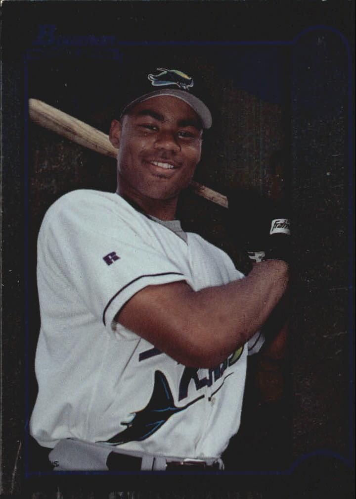 1999 Bowman International #440 Carl Crawford