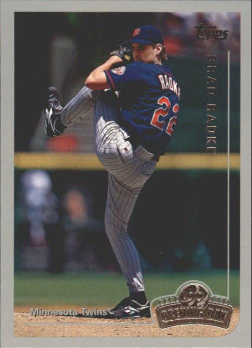 1999 Topps Opening Day #14 Brad Radke