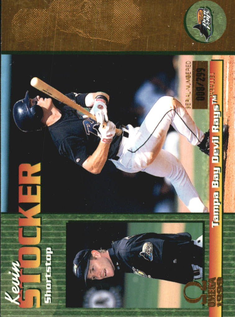 1999 Pacific Omega Gold #232 Kevin Stocker
