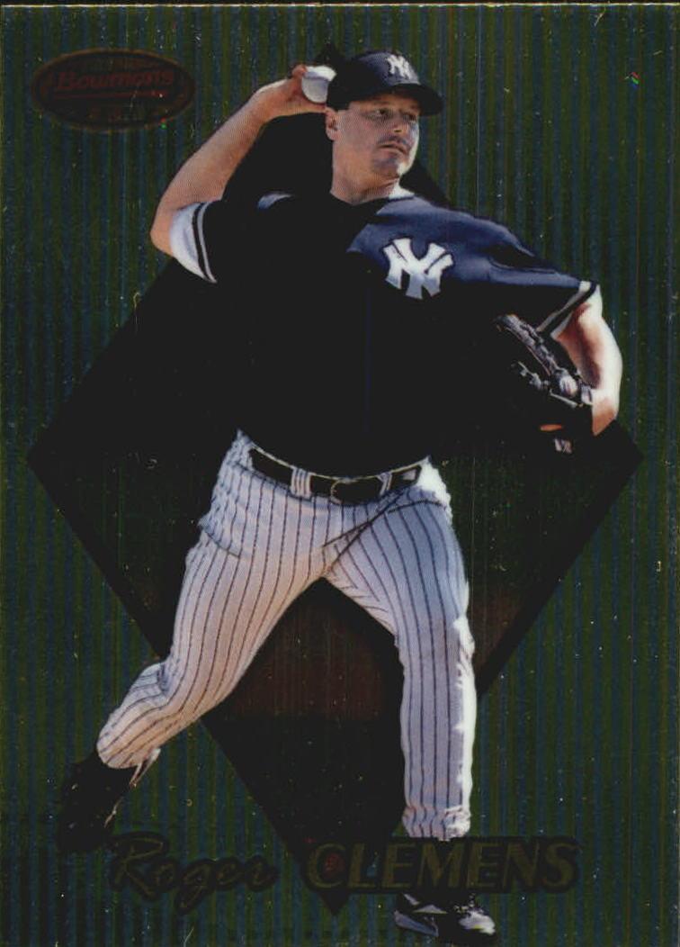 1999 Bowman's Best #85 Roger Clemens