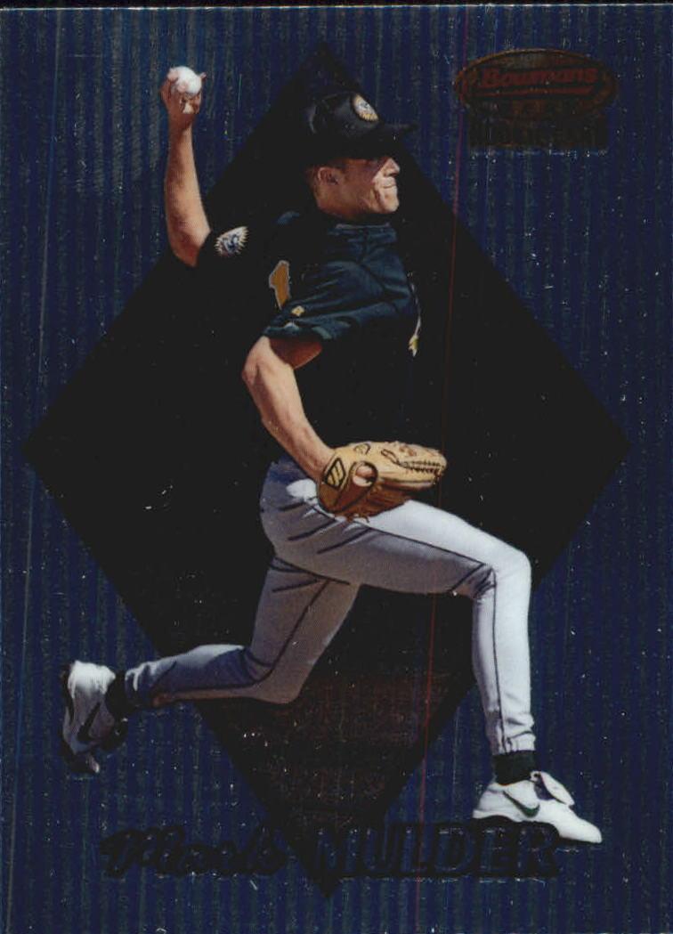 1999 Bowman's Best #164 Mark Mulder RC