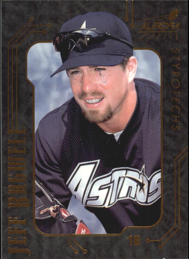 1999 Aurora Styrotechs #10 Jeff Bagwell