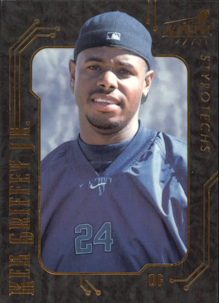 1999 Aurora Styrotechs #17 Ken Griffey Jr.