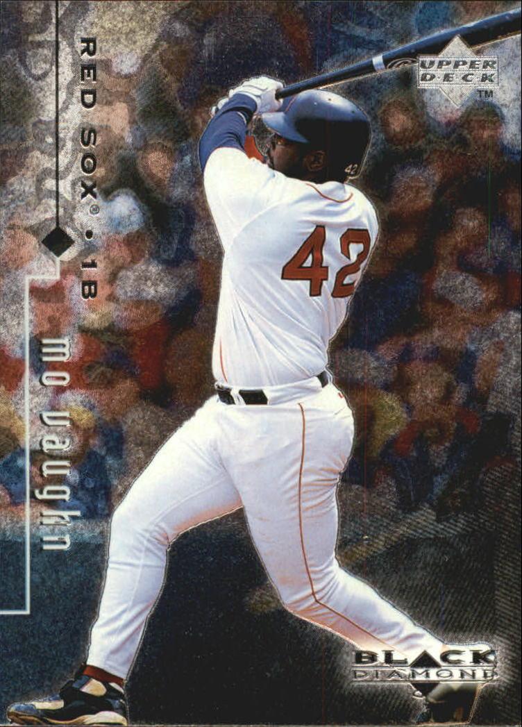 1999 Black Diamond #16 Mo Vaughn