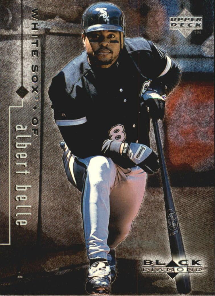 1999 Black Diamond #22 Albert Belle