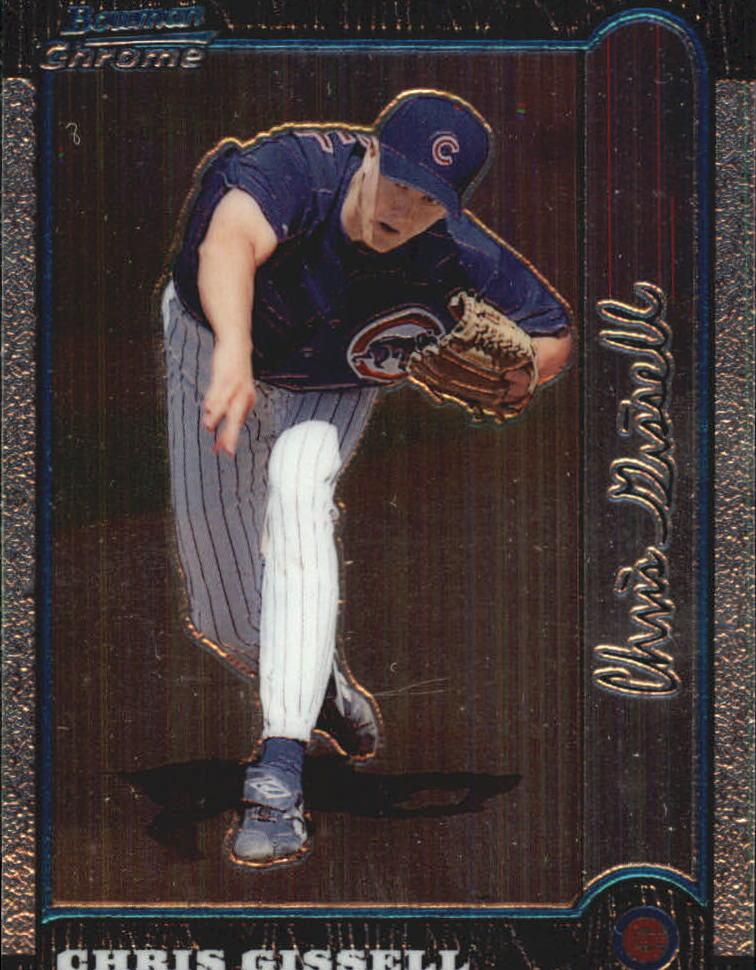 1999 Bowman Chrome #199 Chris Gissell