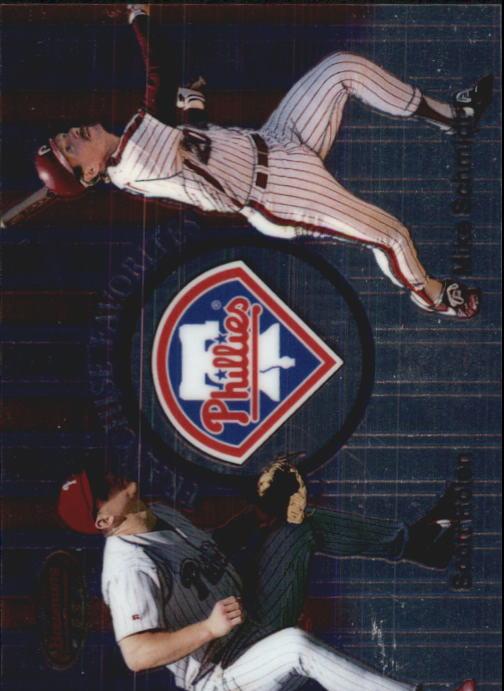 1999 Bowman's Best Franchise Favorites #FR2C S.Rolen/M.Schmidt
