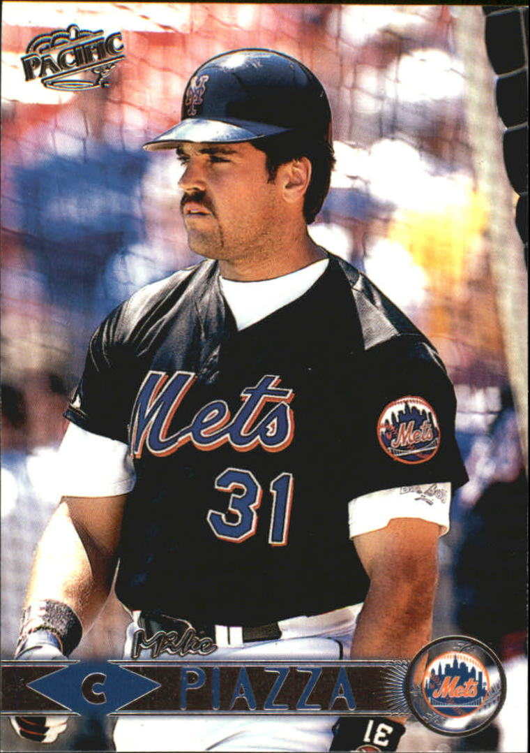 1999 Pacific #286 Mike Piazza *