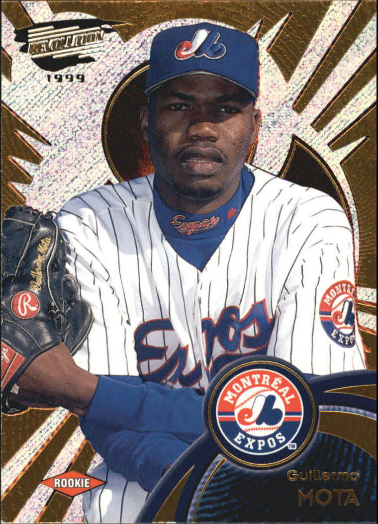 1999 Revolution #86 Guillermo Mota SP RC