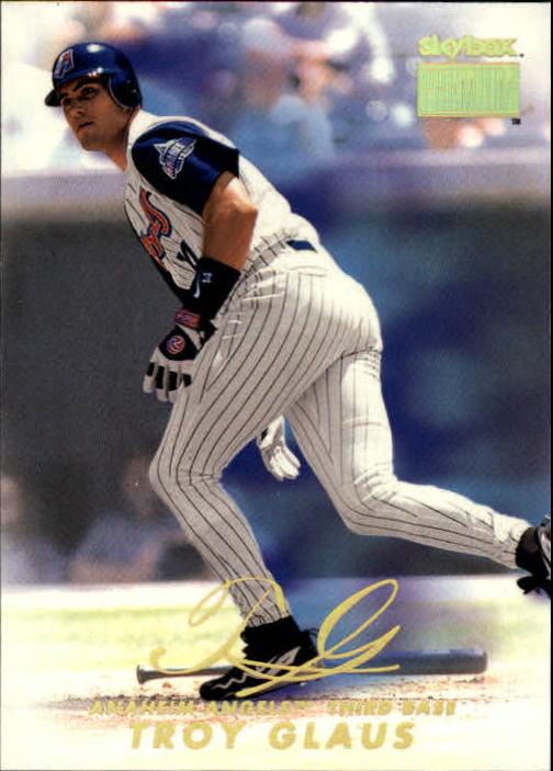 1999 SkyBox Premium #14 Troy Glaus