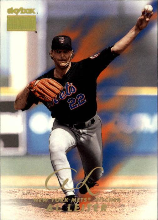 1999 SkyBox Premium #15 Al Leiter