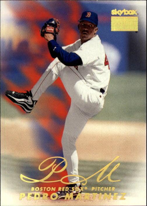 1999 SkyBox Premium #16 Pedro Martinez