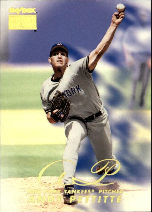 1999 SkyBox Premium #23 Andy Pettitte