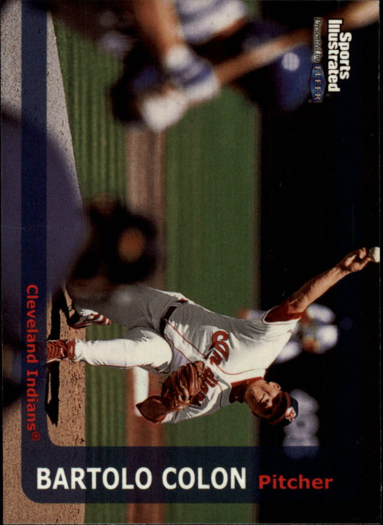 1999 Sports Illustrated #151 Bartolo Colon