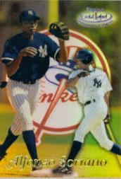 1999 Topps Gold Label Class 1 Black #30 Alfonso Soriano