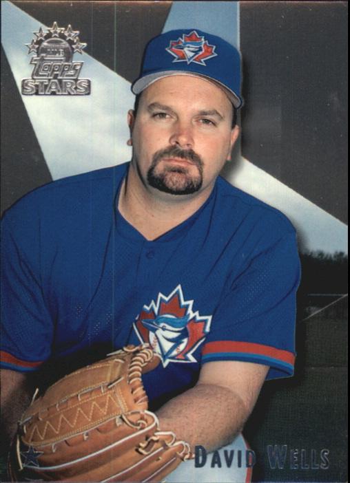 1999 Topps Stars One Star Foil #65 David Wells