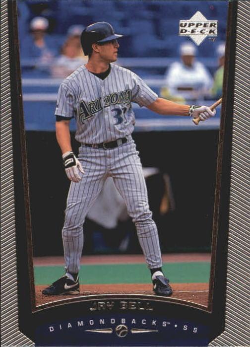 1999 Upper Deck #27 Jay Bell