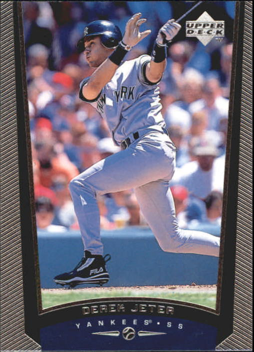 1999 Upper Deck #154 Derek Jeter