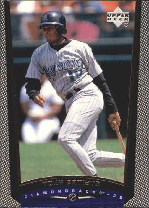 1999 Upper Deck #306 Tony Batista