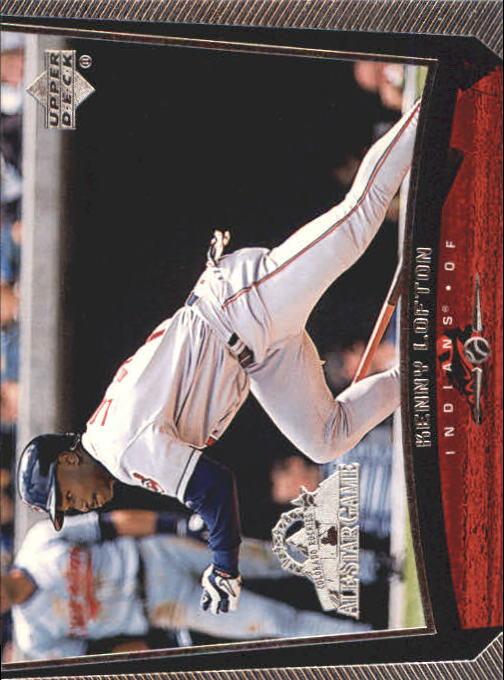 1999 Upper Deck #354 Kenny Lofton
