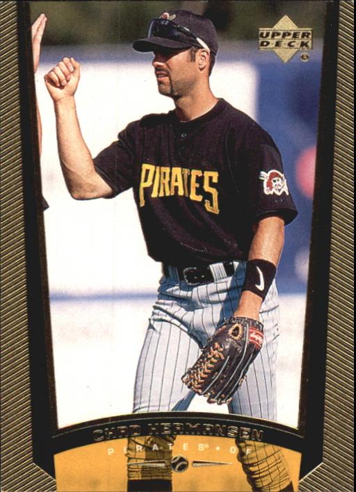 1999 Upper Deck Exclusives Level 2 #462 Chad Hermansen